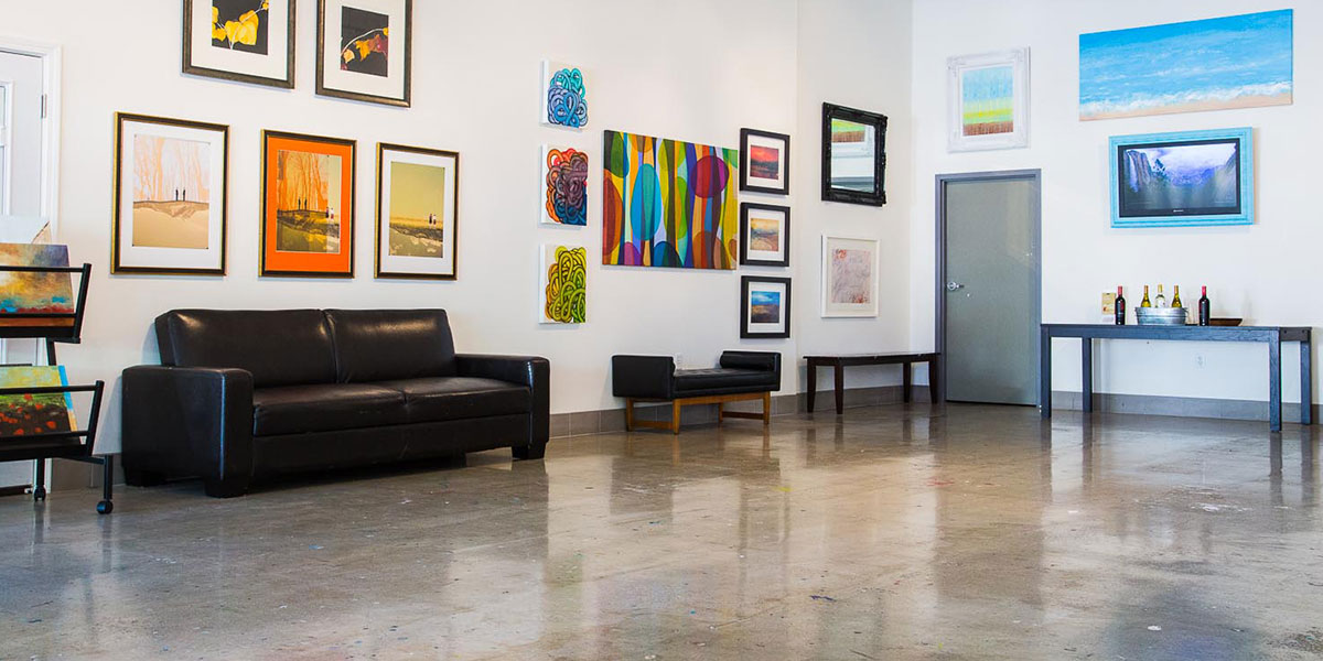 Hook Gallery | Framing Studio, BYOB Painting Party, Event Space in KC