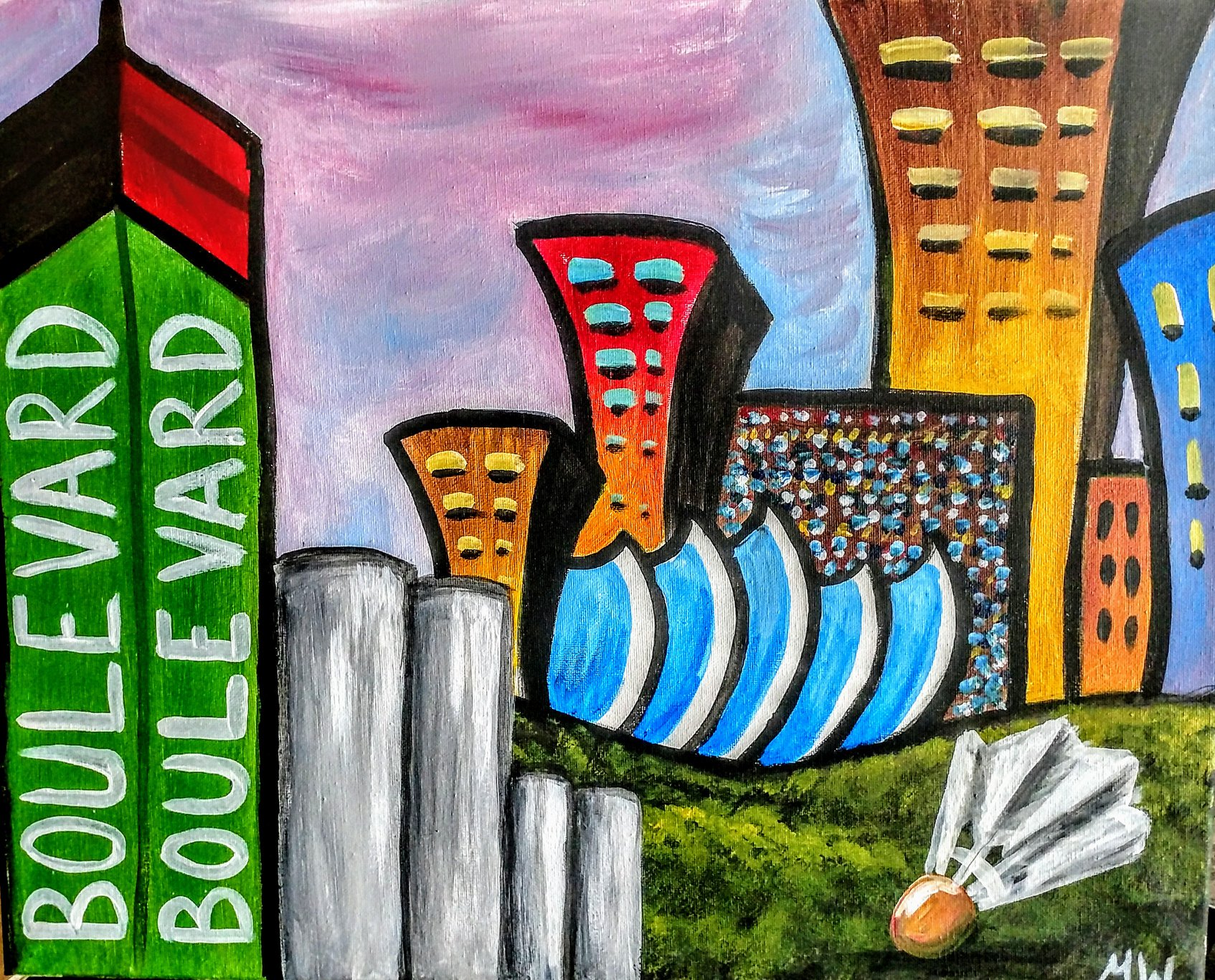Boulevard Brewery Painting - Kansas City Painting Parties