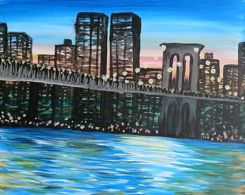 Brooklyn Bridge Painting Party