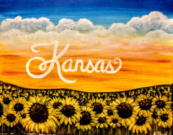 Kansas Painting party