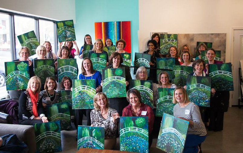 Painting Parties in Kansas City
